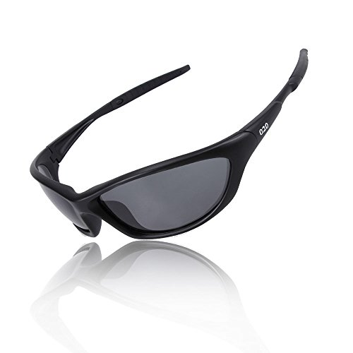O2O Top [Polarized] Sports Sunglasses [Tr90] [Superlight Weight] Frame [for the Most Comfortable and Fit all Day Long] for Men Women Teens Youth Driving Baseball Cycling Fishing Golf - Sunglasses Proof Sweat