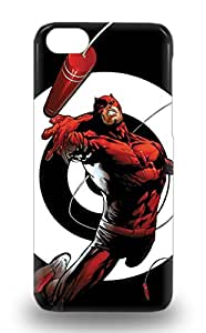 New Design Shatterproof Iphone Case For Iphone 5c American Daredevil