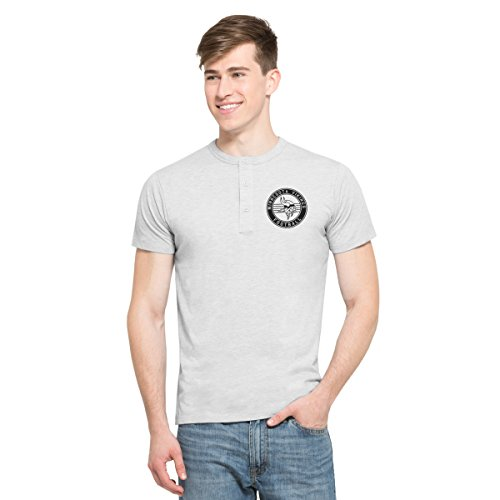 nfl-minnesota-vikings-mens-47-roost-short-sleeve-henley-shirt-large-cinderblock