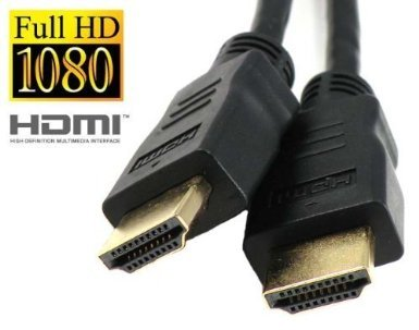 Importer520 5 Pack of HDMI 6FT Cables: 1.3a Category 2(Full 1080P Capable)(Compatible with Xbox 360 & Playstation PS3) (Category 5 Wire)