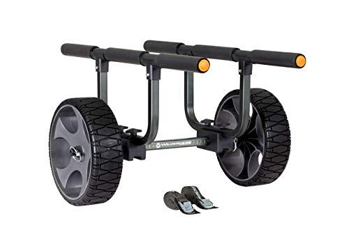Wilderness Systems Heavy Duty Kayak Cart - Flat-Free Wheels (Renewed)