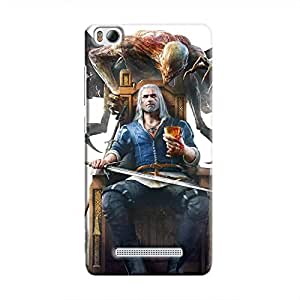 Cover It Up - Relax Witcher Mi4i Hard Case