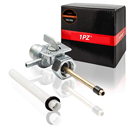 1PZ HX3-P02 Fuel Valve Petcock Shut Off for Honda 300 Fourtrax 1988 1989  1990 1991 1992 1993 1994 1995 1996 1997 1998 1999 2000