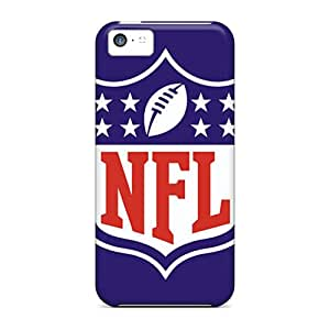 Nfl Logo Cases Compatible With Iphone 5c/ Hot Protection Cases Black Friday