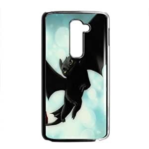Black bat Cell Phone Case for LG G2