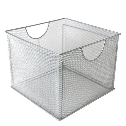 File Cube (Design Ideas Mesh File Box,)