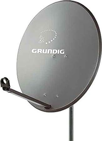 GSS STA 855 Antracita - Antena (38,12 dBi, 39,53 dBi, 85 cm, Antracita, Aluminio)
