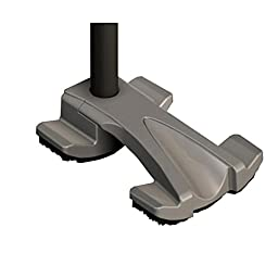 Able Life 8180 Universal Tru-Stride Quad Cane Tip