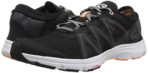 Rise Crossamphibian Black Hiking Boots 000 W Phantom Swift Nectar Salomon Peach Women''s Low black n5x8HTqYXw