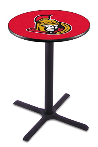 Holland Bar Stool L211 NHL Ottawa Senators Officially Licensed Pub Table, 28