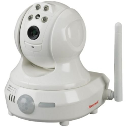Honeywell Ademco IPCAM-PT Compact Pan & Tilt IP Camera