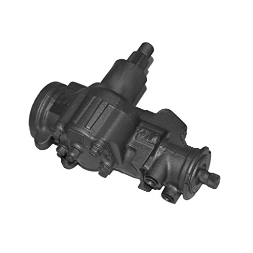 Detroit Axle - Complete REMAN Power Steering Gear Box Assembly - for Chevrolet and GMC Trucks (Steering Gearbox Assembly)