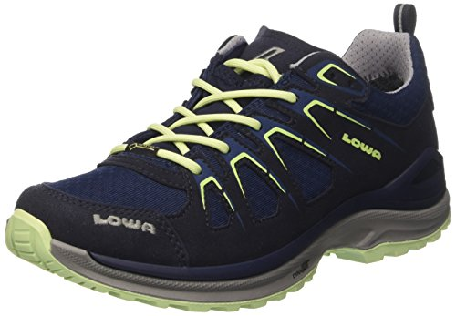Mint Lowa Multicolored Evo Navy Women's Innox GTX Ws Lo Hiking Shoes qqagTvw