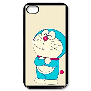 MeieaS TPU ultra soft, ultra-thin mobile phone sets of exquisite and beautiful Doraemon series For iPhone 4,4S Csaes phone Case THQ139537