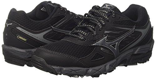 Chaussures noir De 4 Pour Wave Multicolore Course Kien Mizuno Femme G tx Wos 51 Dorkshadow 7gwqdT5x