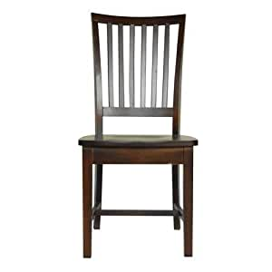 Hudson Dining Chair Finish: Chestnut