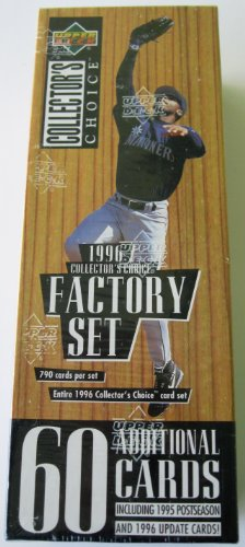 Galleon 1996 Upper Deck Collectors Choice Factory Sealed