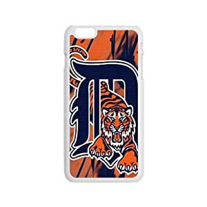 VOV Detroit Tigers logo Fashion Comstom Plastic case cover For Iphone 6