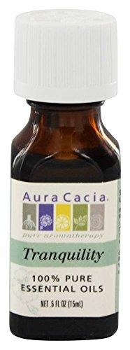 Price comparison product image Aura Cacia - Essential Oil Blends Tranquility - 0.5 fl. oz.