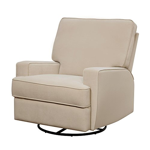 Baby Relax Rylan Swivel Gliding Recliner, (Infant Recliner)