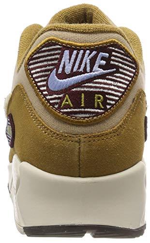 Scarpe Multicolore muted Cream royal light Max 90 Air Premium Se Uomo Nike 200 Tint Running Bronze fXaqw