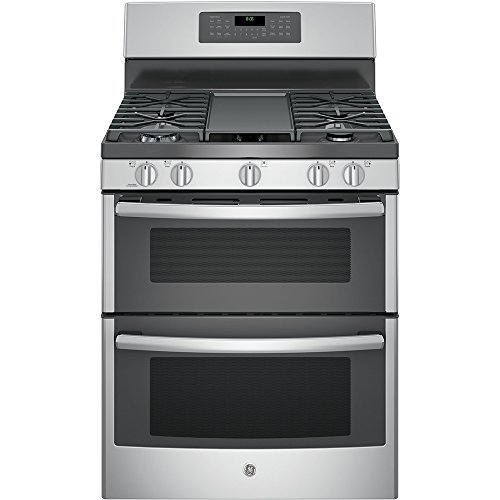 Double Gas Oven (GE JGB860SEJSS 30