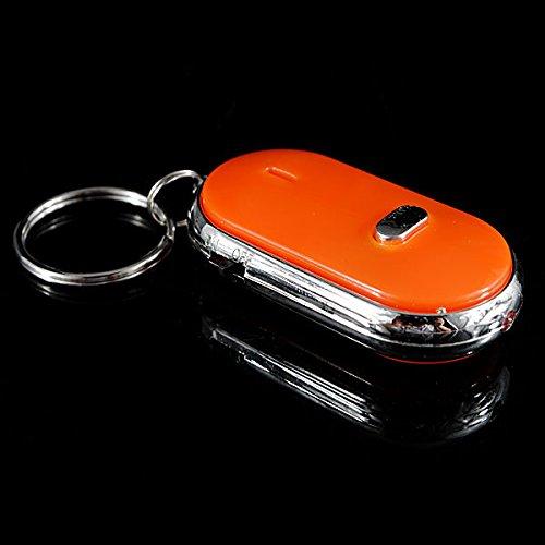 Amazing-Trading localizador de llaves de coche Llavero con muñeca Keyrings