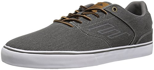 Emerica The Reynolds Low Vulc Black Wash Black Wash