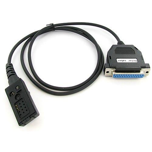 Valley Enterprises Radio Programming Cable for Motorola Astro Saber