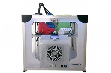 Impresora 3d FDM Playmaker a 2 estrusori: Amazon.es: Electrónica