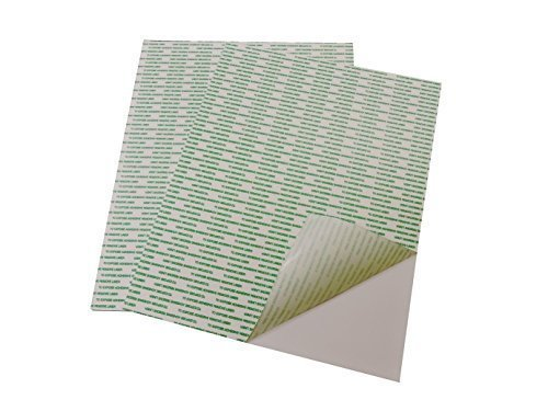 Self-stick Adhesive Foam Boards 4x6 (10) by Gilman Brothers