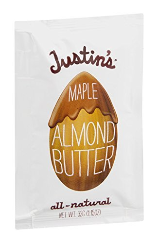 Sq Nut (JUSTINS NUT BUTTER ALMND MAPLE SQ, 1.15 OZ by Justin's Nut Butter)