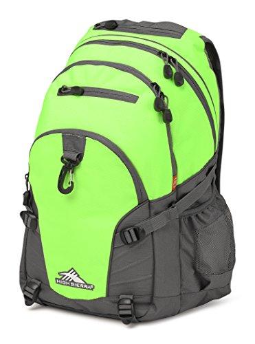 High Sierra Loop Backpack, Lime/Slate ()