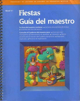 Fiestas (Programa de lectura en Español de Houghton ...