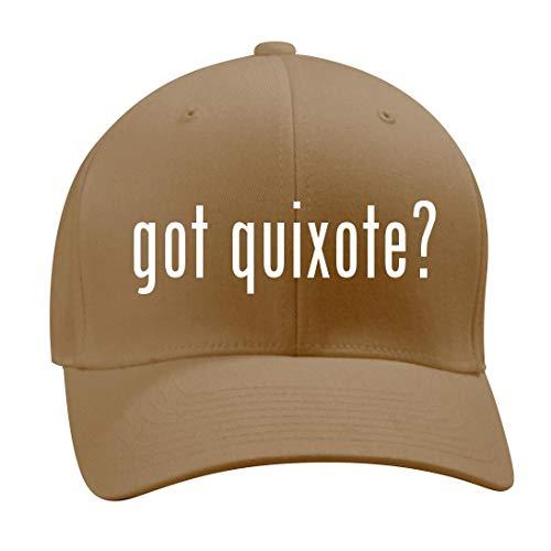 got Quixote? - A Nice Men's Adult Baseball Hat Cap, Khaki, Large/X-Large