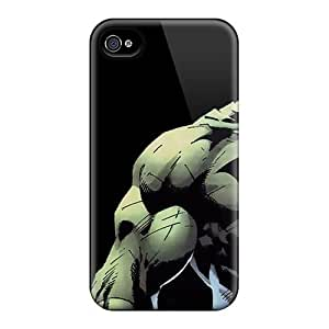 Slim Fit Tpu Protector Shock Absorbent Bumper Batman Case For Iphone 4/4s