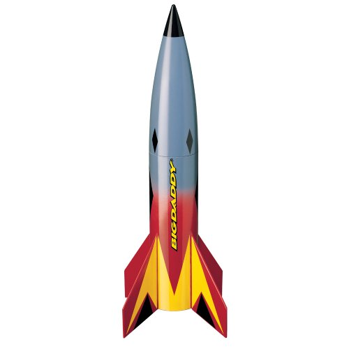 Estes Big Daddy Flying Model Rocket Kit