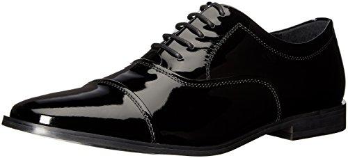 - Calvin Klein Men's Nino Patent Tuxedo Oxford, Black, 13 M US