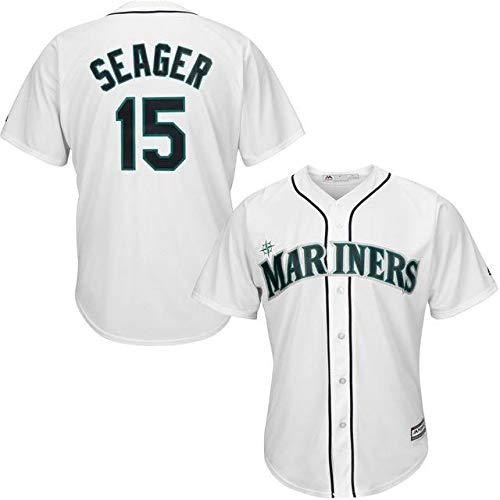 Majestic Majestic Kyle Mariners Seager Seattle Mariners White B07GP3DGTH Cool Cool Base Player Jersey スポーツ用品【並行輸入品】 XXX-Large B07GP3DGTH, アシヤシ:07cf2022 --- cgt-tbc.fr