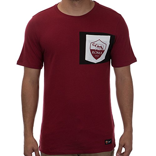 fan products of Nike AS Roma T-Shirt [TEAM RED] (XL)