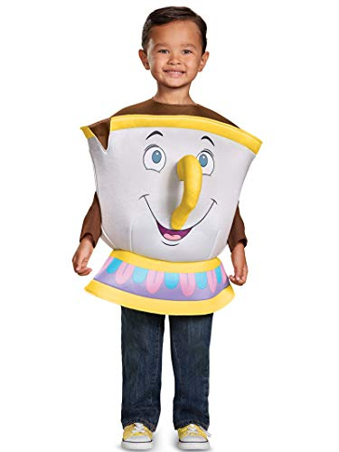 Disney Chip Beauty & the Beast Kids' Costume (Beauty And The Beast Best)