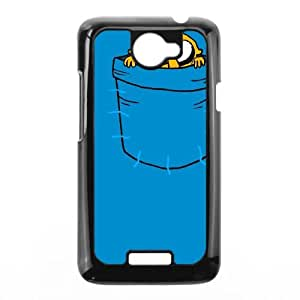 Jake The Dog HTC One X Cell Phone Case Black Phone cover Y4438075