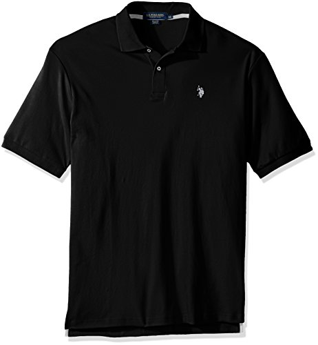 US-Polo-Assn-Mens-Big-and-Tall-Solid-Interlock-Shirt
