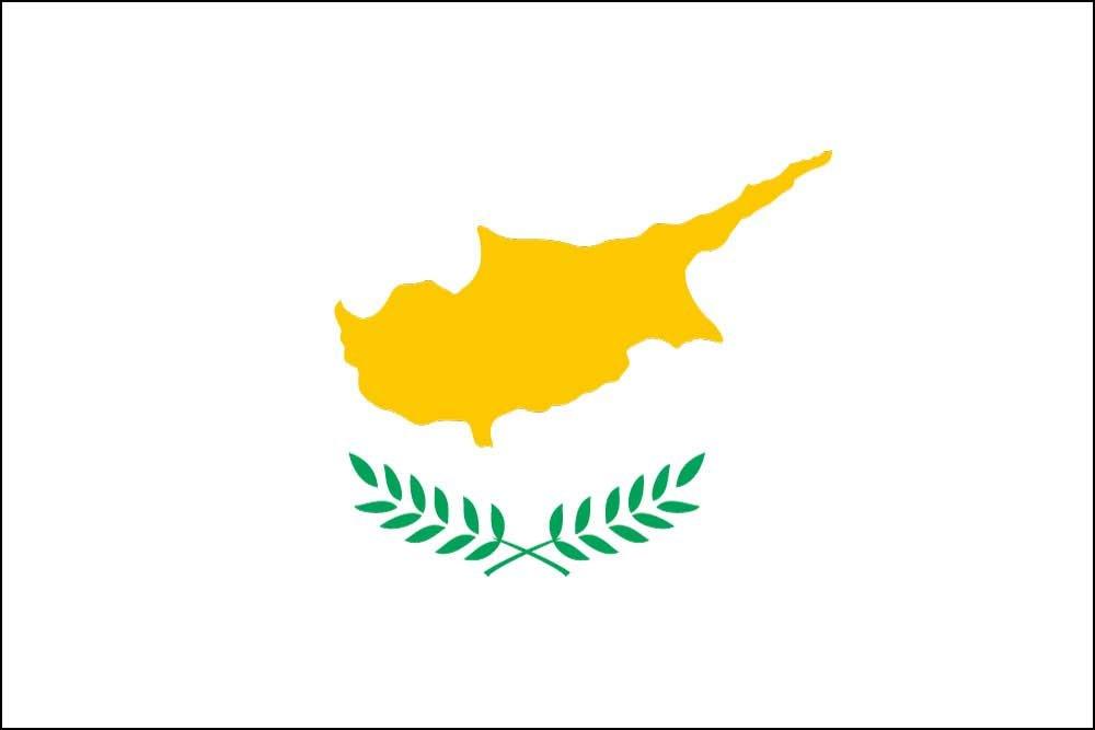 2019春大特価セール! 世界の国旗 B0090ZXV0M 国旗 キプロス 国旗 [120×180cm 高級テトロン製] [120×180cm B0090ZXV0M, きなこの厳煎屋:a77000aa --- vietnox.com