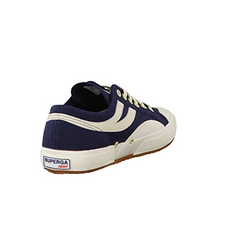 Mixte Superga Baskets Panatta 2750 Blue Basses cotu Adulte PSqSfrXn