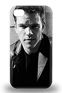 HotMatt Damon American Male The Departed Tpu 3D PC Case Cover Compatible With Iphone 4/4s ( Custom Picture iPhone 6, iPhone 6 PLUS, iPhone 5, iPhone 5S, iPhone 5C, iPhone 4, iPhone 4S,Galaxy S6,Galaxy S5,Galaxy S4,Galaxy S3,Note 3,iPad Mini-Mini 2,iPad Air )
