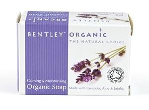 Bentley Organic Hotel & Travel Range - Mini Soap - 40g (Pack of 4) by Bentley Organic