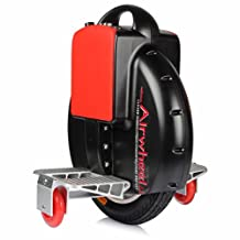 Airwheel X3 Self Balancing One Wheel Electric Scooter Unicycle (Black)