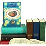 Srimad Bhagavatam Complete 18 Volumes Set