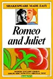 Romeo and Juliet (Shakespeare Made Easy) 1st (first) edition